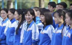 """中国""""美丽校服""""排名,深圳又位居榜首"""