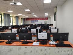 """广州城市理工学院学子在第十二届""""蓝桥"""